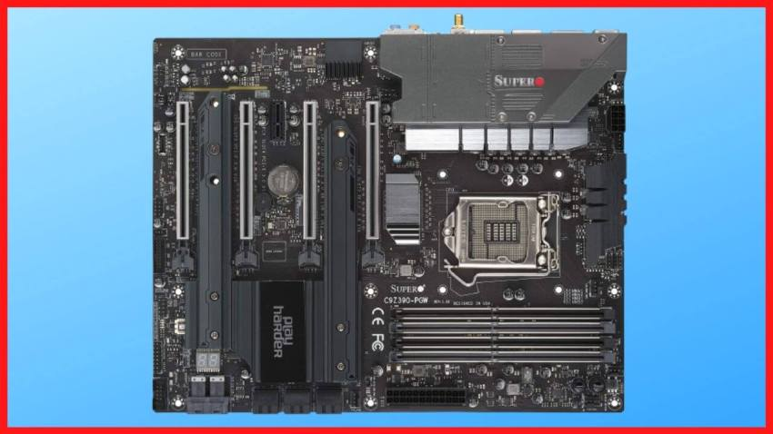 Supermicro MBD-C9Z390-PGW-O Motherboard