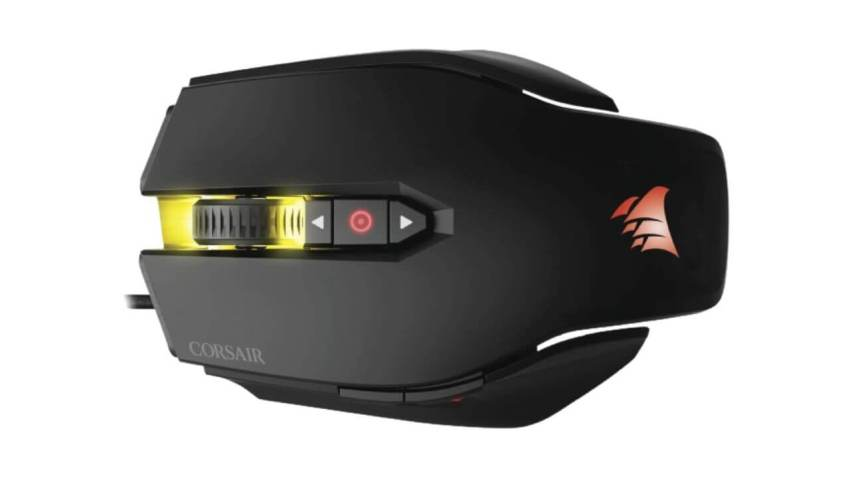 CORSAIR M65 Pro RGB - Best FPS Gaming Mouse With RGB