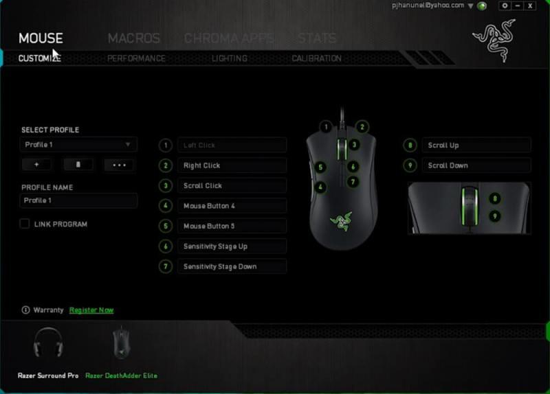 Razer DeathAdder Elite Gaming Mouse (4)