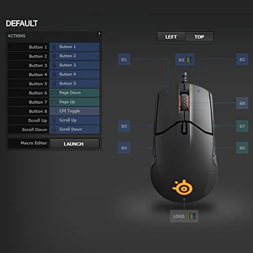 SteelSeries Sensei 310 Gaming Mouse - image 6