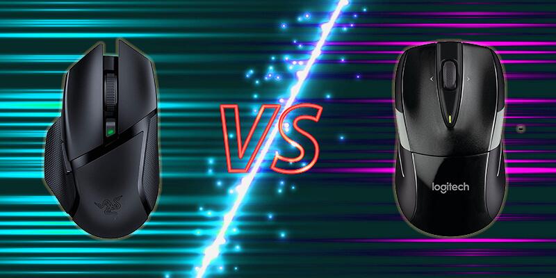 laser vs optical mice