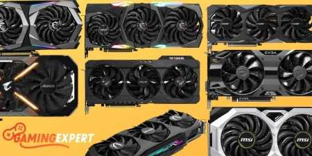 Best Graphics Cards for Gaming in 2021 – Top GPUs