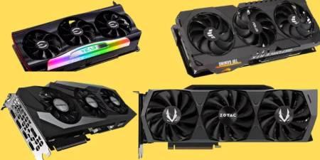 Best GeForce RTX 3080 Graphics Cards
