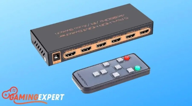 ROOFULL-RFH2S51-HDMI-Switch