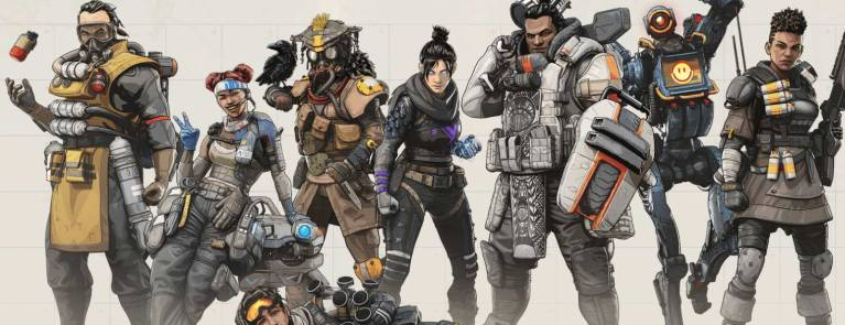 Settings fos Apex Legends
