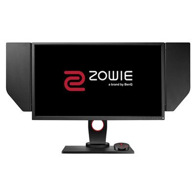 Shroud gaming monitor