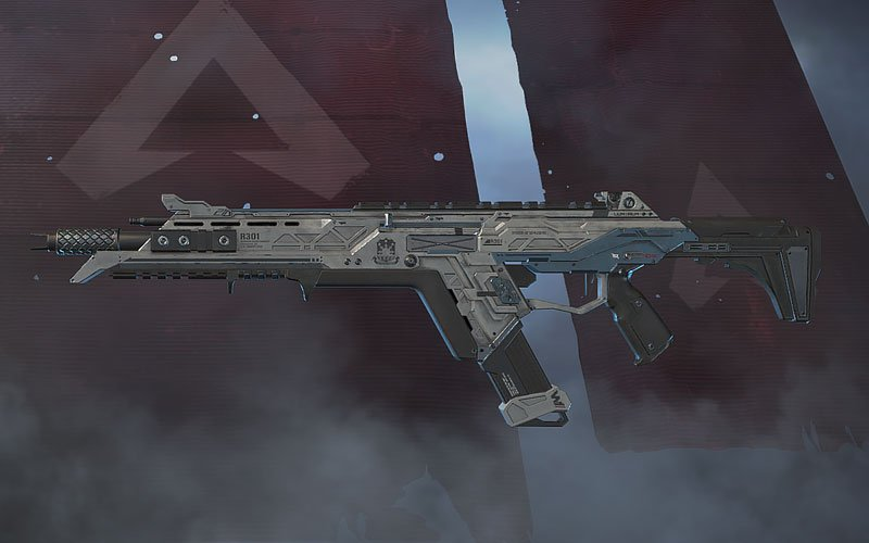best assault rifle in apex legends