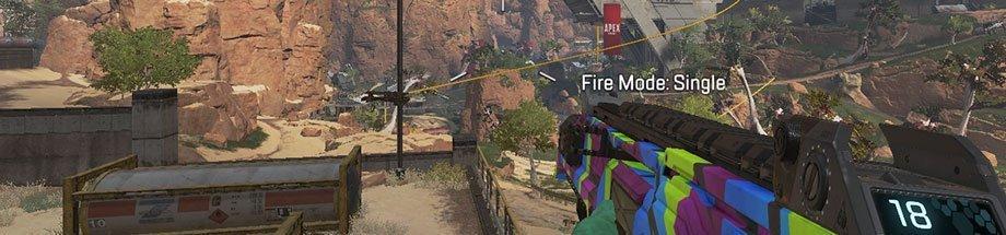 apex legends fire mode