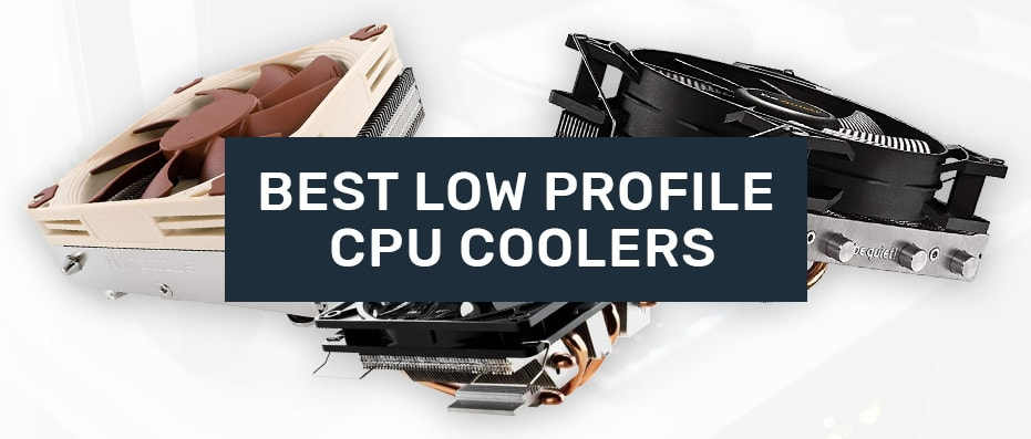 Low Profile CPU Cooler for mini atx