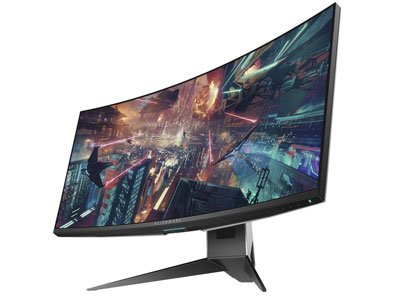 curved monitor for wow classic