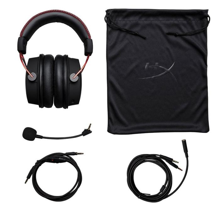 HyperX Cloud Alpha Gaming Headset comparison