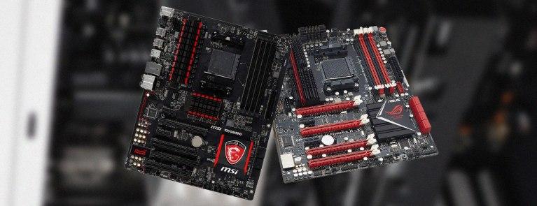 AMD Socket AM3+ motherboard
