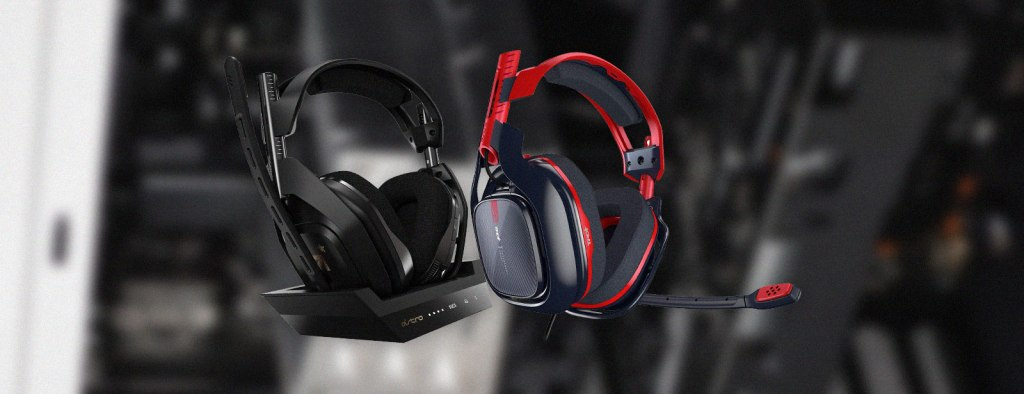 Astro A40 vs A50 gaming headset review