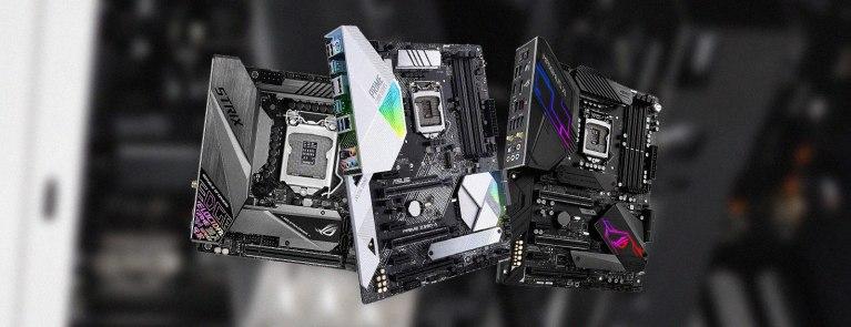 Motherboards for i5 8600k