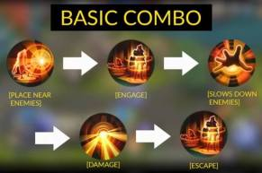 Mobile Legends Claude - Skill Basic Combos