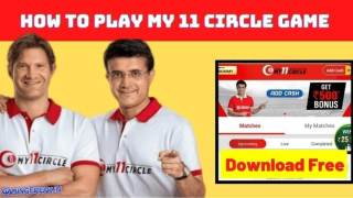 How to Play My 11 Circle game & Best Earning Money Online – My 11 Circle Kaise Khele