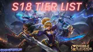 Mobile Legends October Tier List 2020