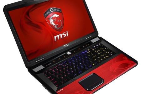 MSI GT70DE