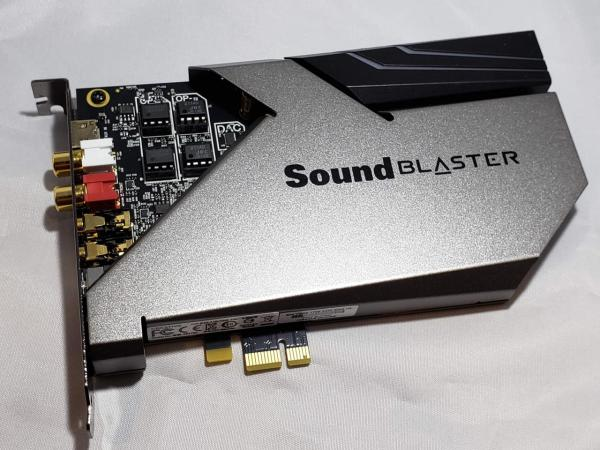 Creative Labs Sound Blaster AE-9 Review - Gaming Nexus