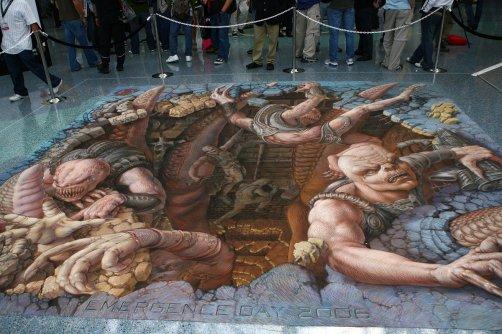 Gears of War: Emergence Day 2006 - Kurt Wenner