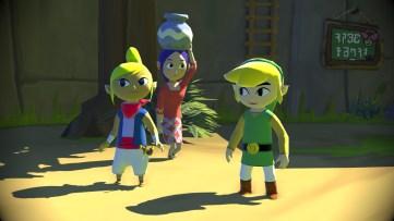 Link, Terra, NPC