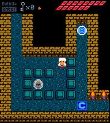 Anodyne: technicolour dungeon