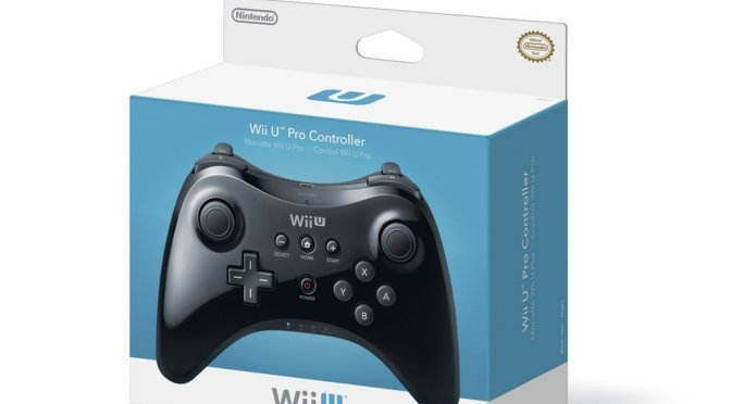 Can you use a wii u pro controller on switch