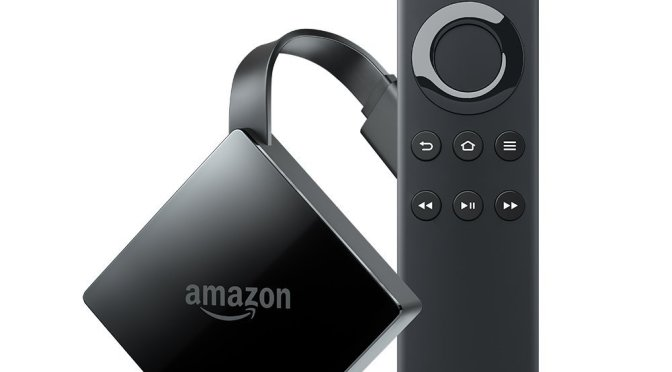 2017 Amazon Fire TV (3rd Gen)