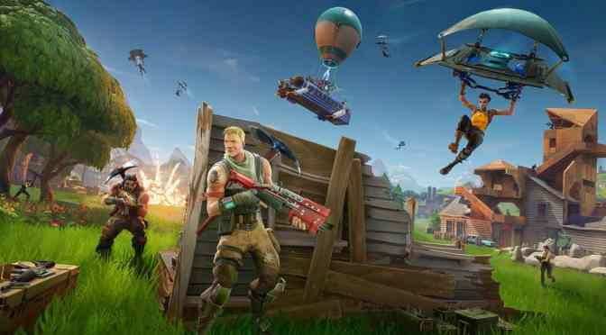 Fortnite on Fire TV and Tablets