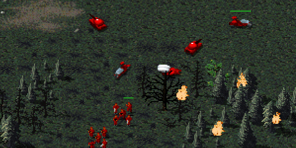 The awesome open source RTS engine 'OpenRA' has a new ...