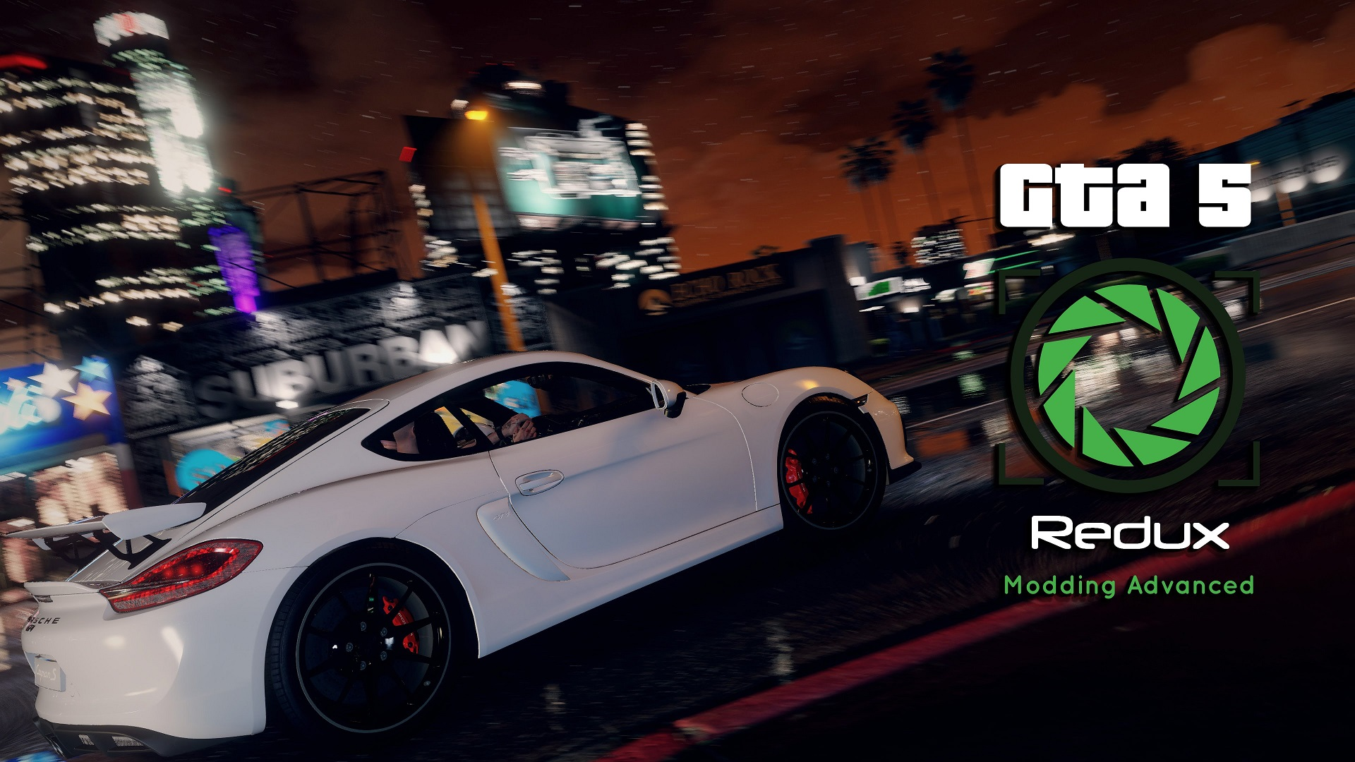 GTA V Redux mod out now | Gaming on PC