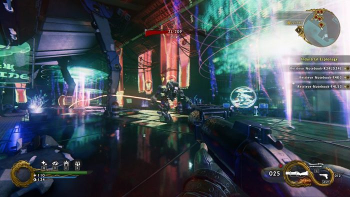 Some of the maps feature cyberpunk themes.