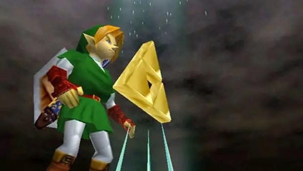 The Legend of Zelda Articolo 1