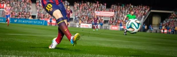 FIFA 15 Luisa Suarez
