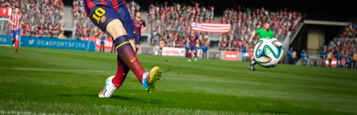 FIFA 15 Luis Suarez