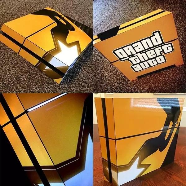 GTA V Playstation 4