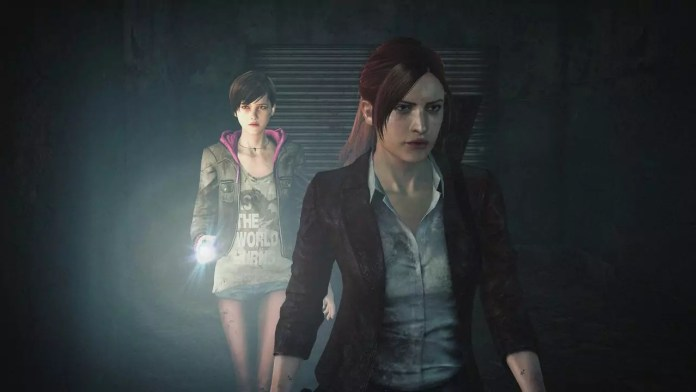 Sony Tokyo game Show 2014 Resident Evil Revelations 2