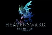 HeavenSward Final Fantasy XIV Logo