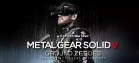 Metal Gear Solid V: Ground Zeroes Logo