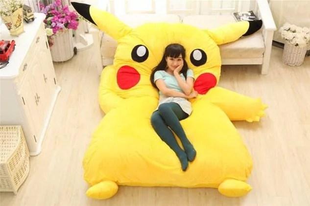 Pokemon Letto Pikachu