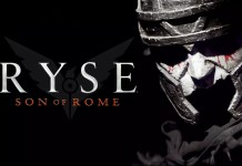 Ryse Son of Rome Logo