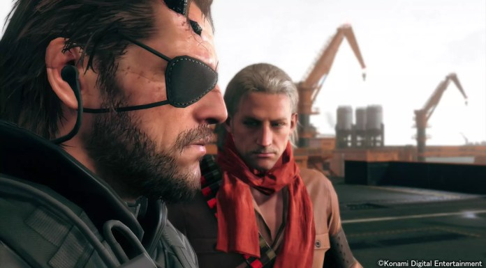 MGS V: The Phantom Pain