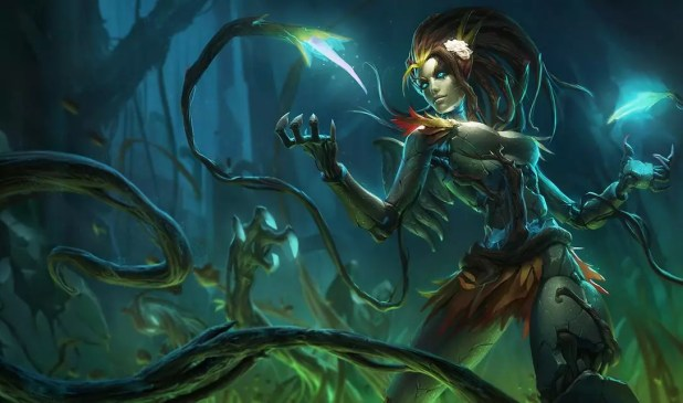 League of Legends Zyra Stregata