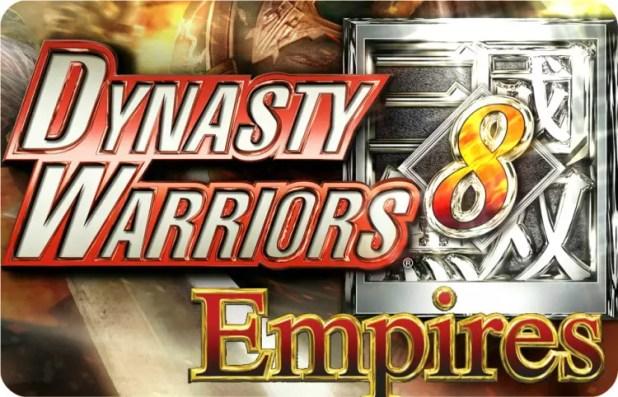 Dinasty Warriors 8 Empires Videogiochi