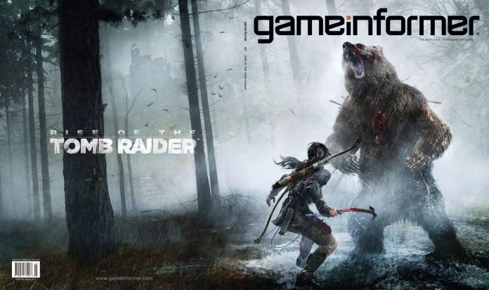 Rise fo the Tomb Raider
