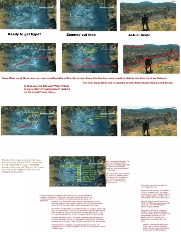 Metal Gear Solid V Mappa