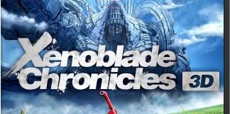 New Nintendo 3DS Xenoblade Chronicles 3D