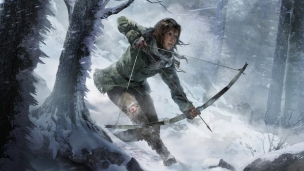 Rise of the Tomb Raider esclusive