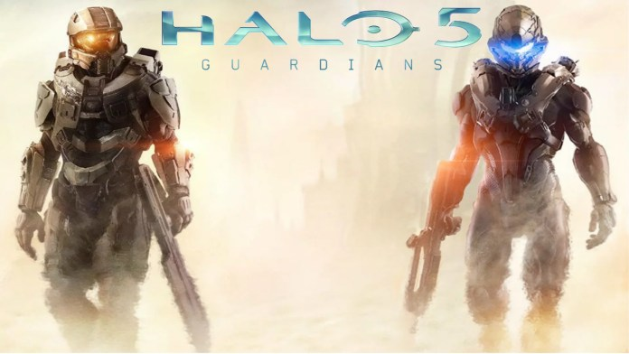 halo 5 guardians trailer