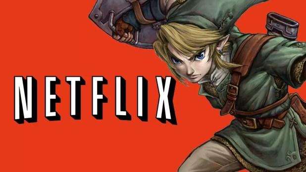 The Legend of Zelda Nintendo Netflix